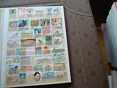ASIE - 41 stamps canceled (all state) stamp