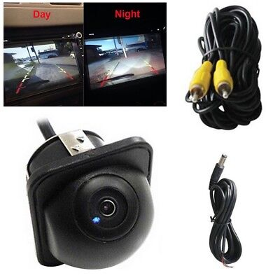 Universal 170° HD Car Rear View Reverse Backup Parking Camera DVR Night Vision