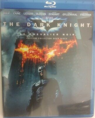 The Dark Knight Le Chevalier Noir Blu-Ray