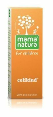 DHU COLIKIND Baby Anti Colic Drops - Meteorism Stomach Aches Colic 20ml