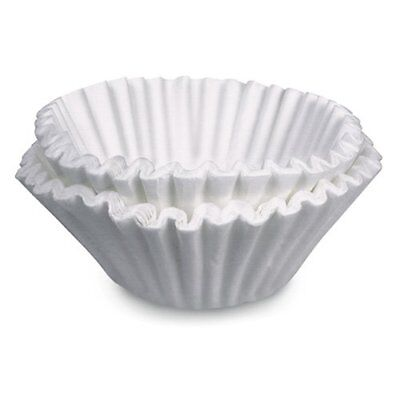 Bunn 6GAL21X9 Commercial Coffee Filters, 6-gallon Urn Style, 250/carton