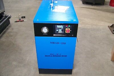 Dry- Max  MRAD 100 Refrigerated air dryer  100 cfm  pre and after filter