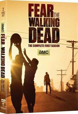 Fear the Walking Dead: The Complete First Season (DVD)New, Free shipping