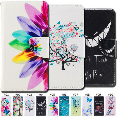 Flip Stand PU Leather Card Slot Fashion Wallet Case Cover For Sony Xperia XA1