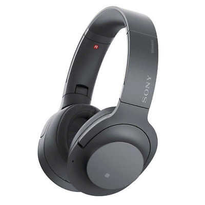 NEW SONY WH-H900N h.ear-on 2 Wireless NC Noise Canceling Headphones Black in Box