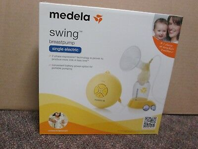 Medela Swing Breastpump single electric. new and factory sealed