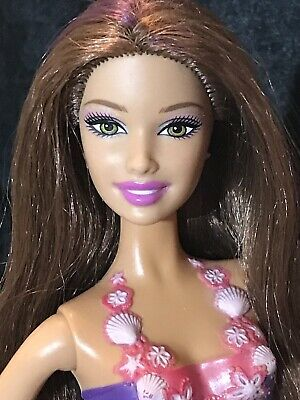 Mermaid Mattel fashion Barbie doll  K1-27