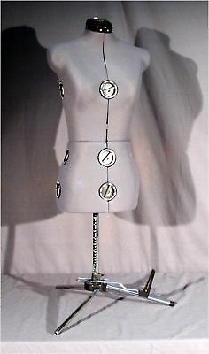 * Dritz Twinfit Adjustable Small Dress Form Stand