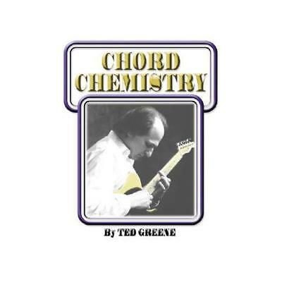 Chord Chemistry By Ted Greene Author 1216 Picclick Uk
