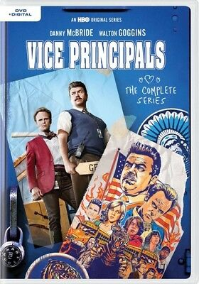 Vice Principals: The Complete Series (DVD,2018)