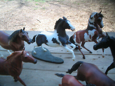 Lot of Traditional Breyer Horses Picasso, Cortes C, Bozeman, and More!