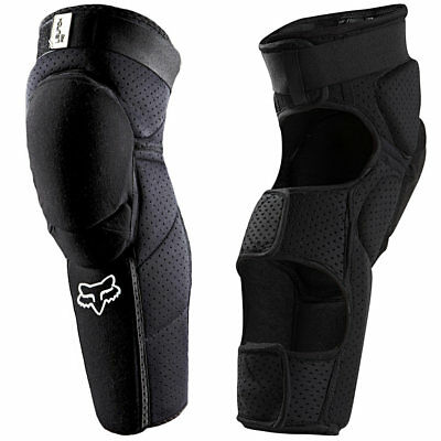 Fox Launch Pro Knee/Shin Guards Black 2016