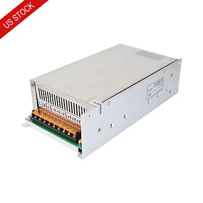 500W 36V 14A 115/230V Switching Power Supply for Stepper Motor CNC Router Kits