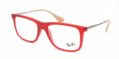 Spectacles Frame Rayban RB 7054 in Celluloid Vintage Style New in Discount