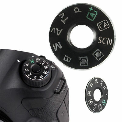 Repair Kit For Canon EOS 6D Camera Function Dial Mode Plate Interface Cap Button