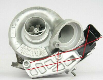 Turbolader BMW 120d E81 E87 320d E90 E91 120 kW 163 PS 11657795499 49135-05671