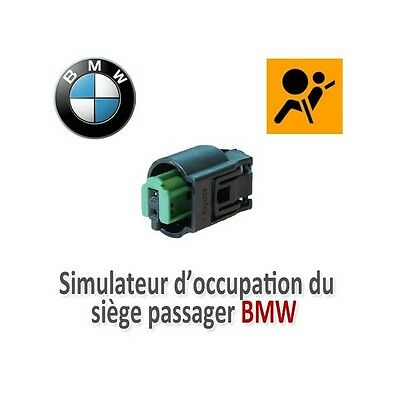for bmw passenger seat occupancy mat bypass airbag sensor e36e46e39e60e61m3m5x5 eur 9 26. Black Bedroom Furniture Sets. Home Design Ideas