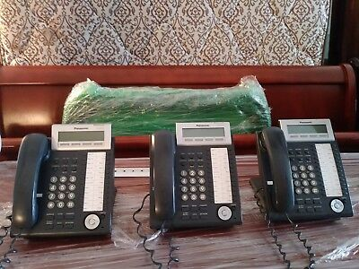 Business Telephone Panasonic Kx Dt333 Set Of 3 10000 Picclick