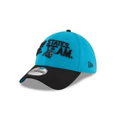 CAPPELLO NEW ERA Nfl 39Thirty Draft Hat 17 Carolina Panthers - EUR ... 1d71101d82f9