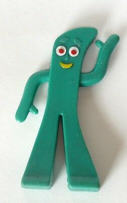 "1960's Small Gumby Pocket Toy, Jessco Co. Hong Kong. 2¾"" long. Pliable,very good"