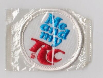 """VINTAGE 1970's  RC COLA """"Me and My RC"""" HAT SHOULDER SHIRT PATCH IRON ON PREMIUM"""