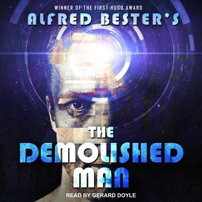 The Demolished Man by Alfred Bester 9781541414204 (CD-Audio, 2017)