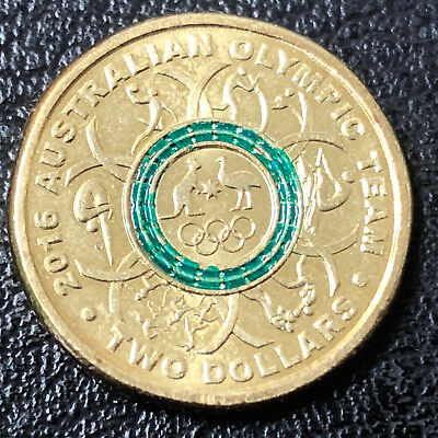 2014 Australian Remembrance Two Dollars $2 Coin