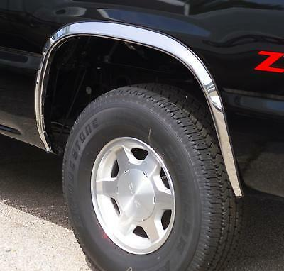 Putco 97204 Fender Trim Full Stainless Steel Polished Ford Crown Victoria Kit