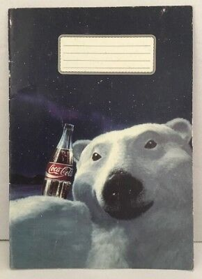 VINTAGE Coca-Cola RARE ADVERTISING Booklet w/ Russian? Lettering