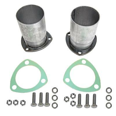 "Summit Racing Header Reducer Kits 3"" Inlet / 3"" Outlet 3-Bolt Flange G4752ID"