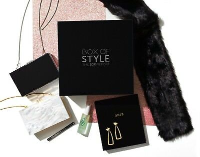 NEW WINTER 2017 BOX OF STYLE By The Zoe Report - Rachel Zoe