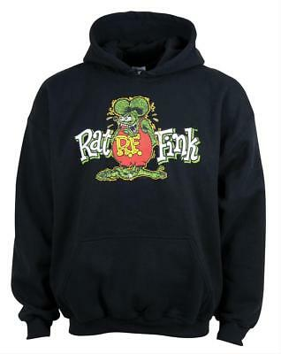 Rat Fink Pullover Hoodie RMS5XXL