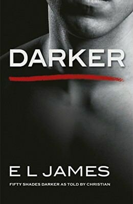 Darker: 'Fifty Shades Darker' as told by Christian E L James  epub kindle