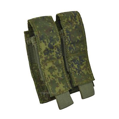 SPOSN SSO Pouch For 2 Pistol MAGS with Molle EMR Digital Flora