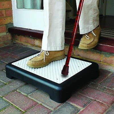 anti slip door step house half outdoor ELDERLY DISABILITY AID WALKING MOBILITY