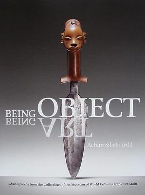BOOK : BEING OBJECT/ ART (art, African, Océanie, Asian, Africa, Southeast Asia