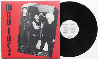 Maniacs (Germany) / Tin Can Army - Split LP Vorkriegsjugend Malinheads Honkas