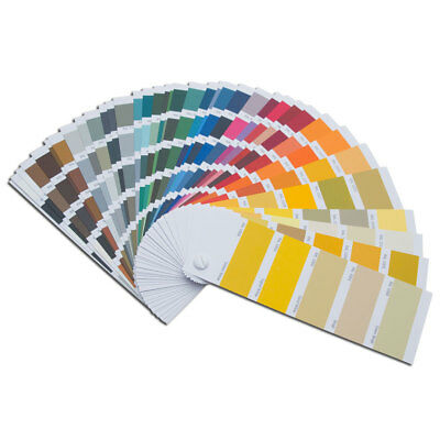 RAL Color Fan Deck for Paint and Powder Coat!