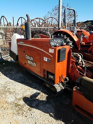 ditch witch 921 boring machine drill