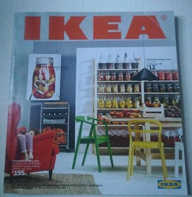 IKEA 2014 Catalogue Excellent Condition. *** Looks brand new. ***