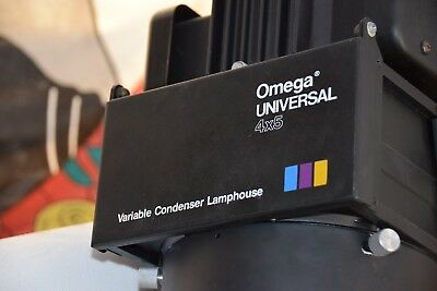 Omega D5 4x5 Enlarger w/ Dichroic II Head Local Pickup only in Sunnyvale, CA