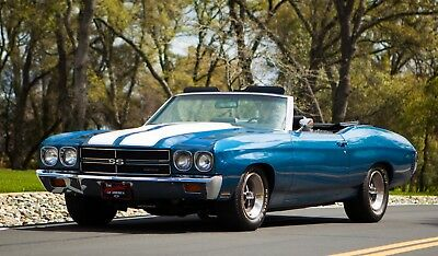 1970 Chevrolet Chevelle SS 1970 Chevy Chevelle SS Tribute