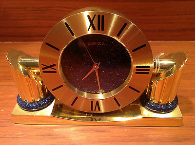 New - Vintage SWISS Watch Clock Montre - Ref. 20.0884/303 - With Box & Papers