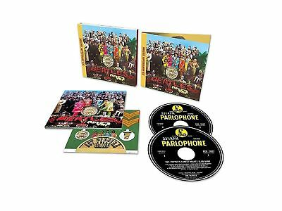 The Beatles Sergeant Peppers 50th Anniversary 2CD Edition Special UK STOCK NOW