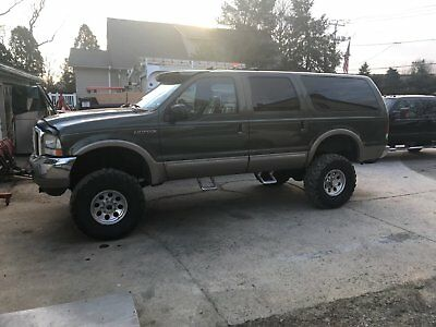 2002 Ford Excursion Limited Ford Excursion  2002 7.3 Diesel