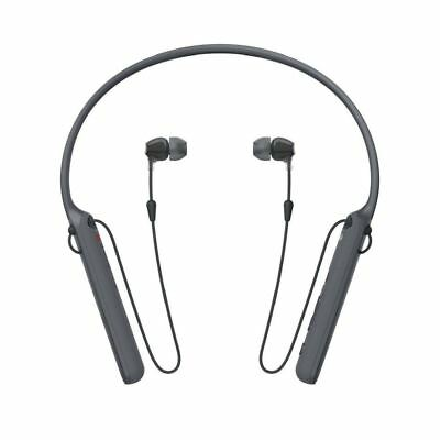 Sony WI-C400 Wireless In-Ear Headphones with up to 20 Hours Battery Life - Black