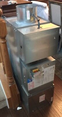 NAILOR INDUSTRIES D35NE/VAV Box/fan Powered Terminal Unit 3 Phase/reheat Coil