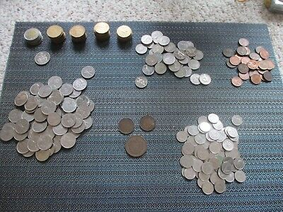 Large Lot of Canadian Coins    $80.75 face