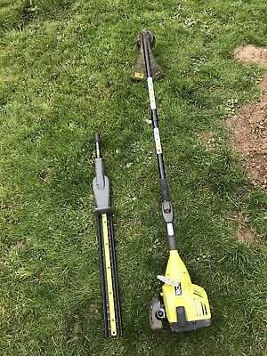 ryobi expand it  strimmer and hedge trimmer