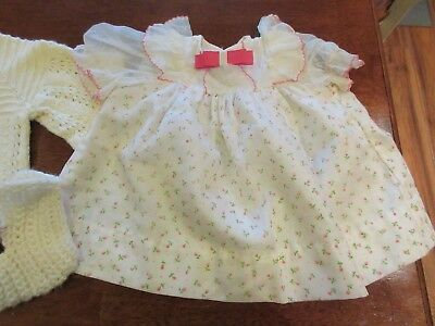 Huge Vintage Lot of Baby Clothes-Dresses,Boys Christening,Woody Woodpecker &More